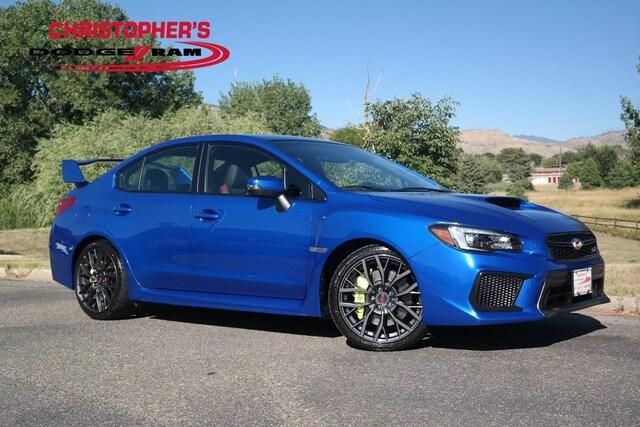 Wrx Sti For Sale >> Used 2018 Subaru Wrx Sti For Sale In Golden Denver Co Jf1va2m63j9810979