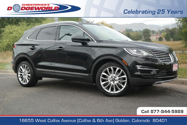 Used 2015 Lincoln MKC SUV Golden CO