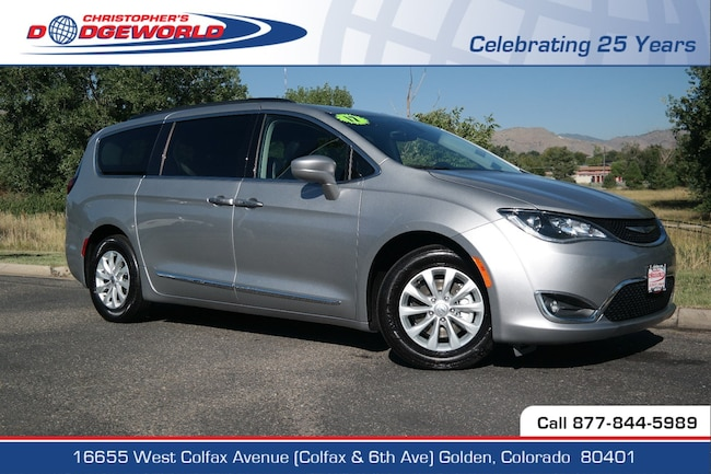 Used 2017 Chrysler Pacifica Touring-L Van Golden CO