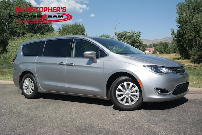 Used 2018 Chrysler Pacifica Touring Plus Van Golden CO