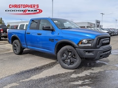 New 2020 Ram 1500 Classic WARLOCK QUAD CAB 4X4 6'4 BOX Quad Cab for sale in Golden, CO