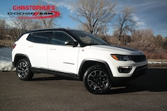 Used 2019 Jeep Compass Trailhawk 4x4 SUV for sale in Golden, CO