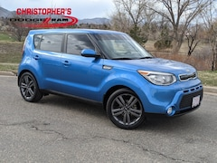 Used 2015 Kia Soul + FWD Hatchback for sale in Golden, CO