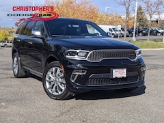 New 2021 Dodge Durango CITADEL AWD Sport Utility for sale in Golden, CO