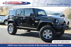 2012 Jeep Wrangler Unlimited Rubicon SUV