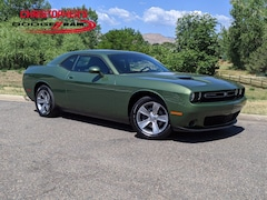 Certified Pre-Owned 2019 Dodge Challenger SXT Coupe for sale in Golden, CO