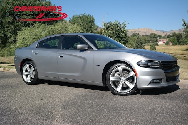 Ram Rt For Sale >> Certified Used 2018 Dodge Charger R T For Sale In Golden Co 2c3cdxct4jh213132