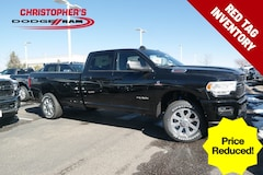New 2019 Ram 2500 BIG HORN CREW CAB 4X4 8' BOX Crew Cab for sale in Golden, CO
