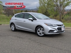 Used 2018 Chevrolet Cruze LT Auto Hatchback for sale in Golden, CO