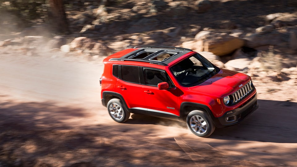 2015 Jeep Renegade Tucson | Larry H. Miller Chrysler Jeep ...