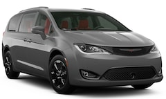 2020 Chrysler Pacifica Hybrid RED S EDITION Passenger Van