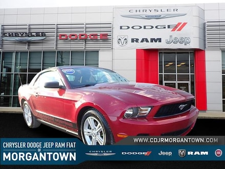 2011 Ford Mustang 2dr Conv V6 Convertible