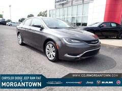 2015 Chrysler 200 4dr Sdn Limited FWD Sedan
