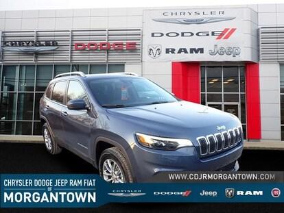 New 2021 Jeep Cherokee Latitude Lux 4x4 For Sale Morgantown Wv