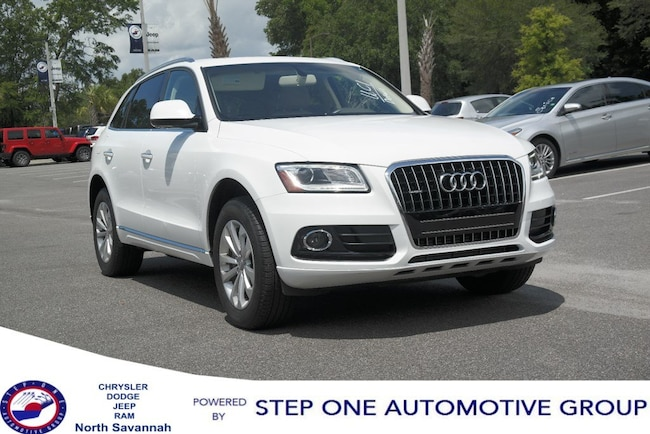Used vehicles 2015 Audi Q5 2.0T Quattro for sale near you in Fort Walton Beach, FL