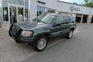 2003 Jeep Grand Cherokee Limited SUV