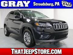 New 2019 Jeep Cherokee LATITUDE PLUS 4X4 Sport Utility 1C4PJMLB6KD474899 for Sale in Stroudsburg