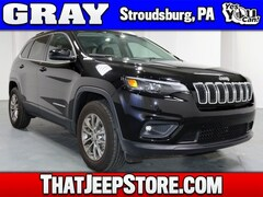 New 2019 Jeep Cherokee LATITUDE PLUS 4X4 Sport Utility 1C4PJMLB7KD399064 for Sale in Stroudsburg
