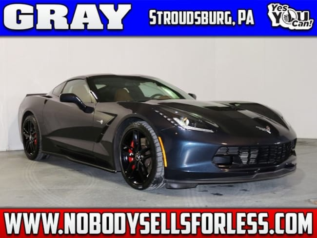 Used 2014 Chevrolet Corvette Stingray Z51 Coupe in Stroudsburg, PA