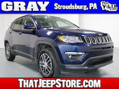 New 2019 Jeep Compass LATITUDE 4X4 Sport Utility 3C4NJDBB9KT703739 for Sale in Stroudsburg