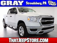 New 2019 Ram All-New 1500 TRADESMAN CREW CAB 4X4 5'7 BOX Crew Cab 1C6SRFGT9KN651447 for Sale in Stroudsburg