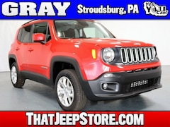 New 2018 Jeep Renegade LATITUDE 4X4 Sport Utility ZACCJBBB0JPJ52292 for Sale in Stroudsburg