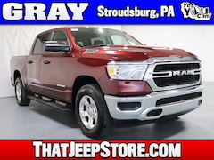 New 2019 Ram All-New 1500 TRADESMAN CREW CAB 4X4 5'7 BOX Crew Cab 1C6SRFGT0KN651448 for Sale in Stroudsburg