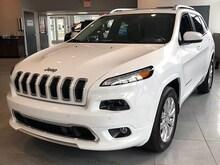 2018 Jeep Cherokee OVERLAND 4X4 Sport Utility