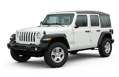 New 2020 Jeep Wrangler UNLIMITED SPORT S 4X4 Sport Utility 1C4HJXDG9LW167510 for Sale in Stroudsburg