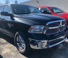 New 2019 Ram 1500 Classic BIG HORN QUAD CAB 4X4 6'4 BOX Quad Cab 1C6RR7GT8KS533167 for Sale in Stroudsburg