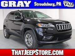 New 2019 Jeep Cherokee LATITUDE PLUS 4X4 Sport Utility 1C4PJMLB3KD482247 for Sale in Stroudsburg