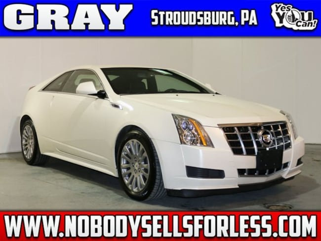 Used 2014 Cadillac CTS Base Coupe in Stroudsburg, PA