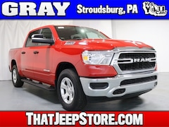 New 2019 Ram All-New 1500 TRADESMAN CREW CAB 4X4 5'7 BOX Crew Cab 1C6SRFGT6KN593135 for Sale in Stroudsburg