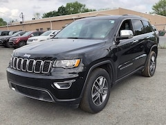 New 2017 Jeep Grand Cherokee LIMITED 4X2 Sport Utility in Stroudsburg