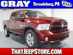 New 2019 Ram 1500 Classic EXPRESS CREW CAB 4X4 5'7 BOX Crew Cab 1C6RR7KT6KS520120 for Sale in Stroudsburg