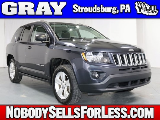 Used 2012 Jeep Compass Latitude For Sale in Stroudsburg, PA | Near