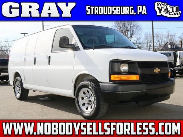 Work Van For Sale >> Used 2013 Chevrolet Express 1500 Work Van For Sale In Stroudsburg