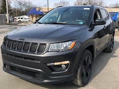 New 2019 Jeep Compass ALTITUDE FWD Sport Utility 3C4NJCBB7KT654616 for Sale in Stroudsburg