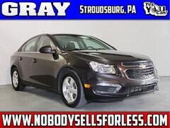 Used 2016 Chevrolet Cruze Limited 1LT Sedan 1G1PE5SB3G7229309 in Stroudsburg, PA