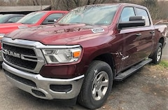 New 2019 Ram All-New 1500 TRADESMAN CREW CAB 4X4 5'7 BOX Crew Cab 1C6SRFGT0KN587850 for Sale in Stroudsburg