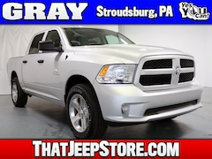 New 2018 Ram 1500 EXPRESS CREW CAB 4X4 5'7 BOX Crew Cab 1C6RR7KG9JS258238 for Sale in Stroudsburg