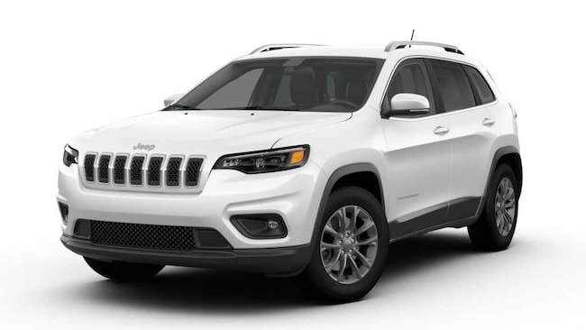 New 2019 Jeep Cherokee LATITUDE PLUS 4X4 Sport Utility in Stroudsburg, PA