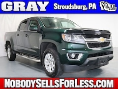 Used 2016 Chevrolet Colorado LT Truck 1GCGTCE35G1153584 in Stroudsburg, PA
