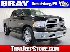 New 2019 Ram 1500 Classic BIG HORN QUAD CAB 4X4 6'4 BOX Quad Cab 1C6RR7GT6KS533166 for Sale in Stroudsburg
