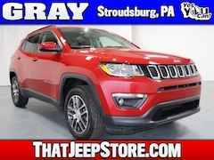 New 2019 Jeep Compass LATITUDE 4X4 Sport Utility 3C4NJDBB0KT703743 for Sale in Stroudsburg