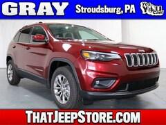 New 2019 Jeep Cherokee LATITUDE PLUS 4X4 Sport Utility 1C4PJMLB9KD474900 for Sale in Stroudsburg