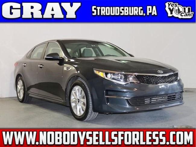 Used 2016 Kia Optima LX Sedan in Stroudsburg, PA