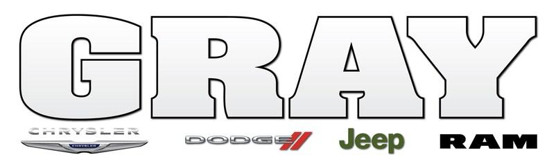 Gray Chrysler Dodge Jeep Ram