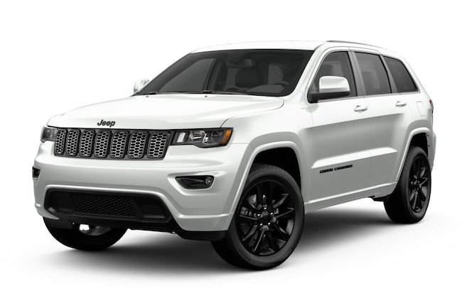 New 2019 Jeep Grand Cherokee ALTITUDE 4X4 Sport Utility in Stroudsburg, PA