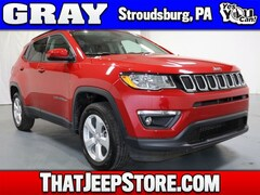 New 2019 Jeep Compass LATITUDE 4X4 Sport Utility 3C4NJDBB1KT723774 for Sale in Stroudsburg